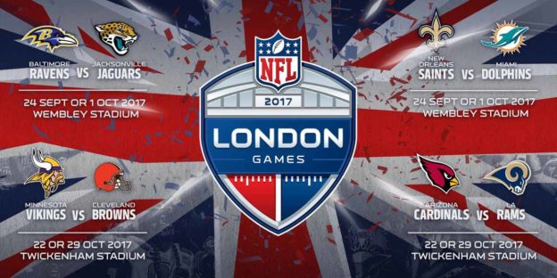 NFL Football Game London Matchup