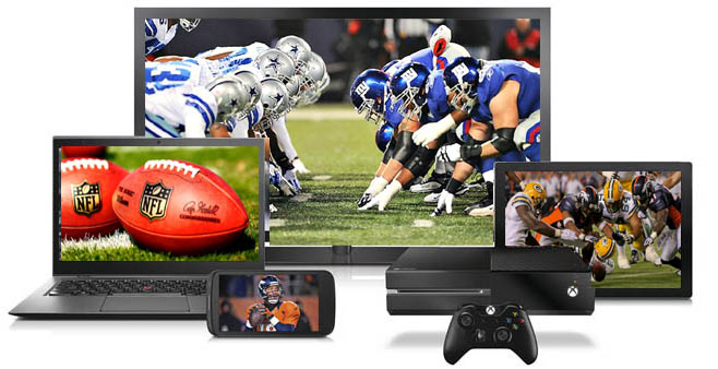 NFL Football Games Live Stream